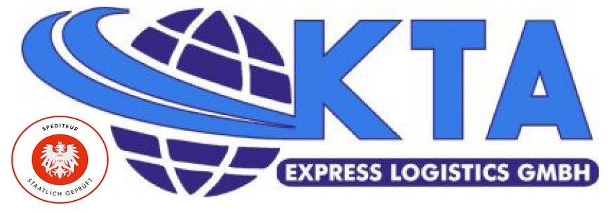 Logo mit Spediteur